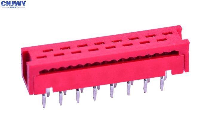 Stecker; Micro-MaTch; männlich; PIN:4; IDC; für Flachkabel; 1,5A 2 st